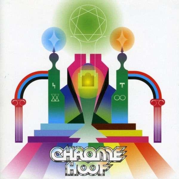 """Chrome Hoof. """"Beyond Zade"""""""