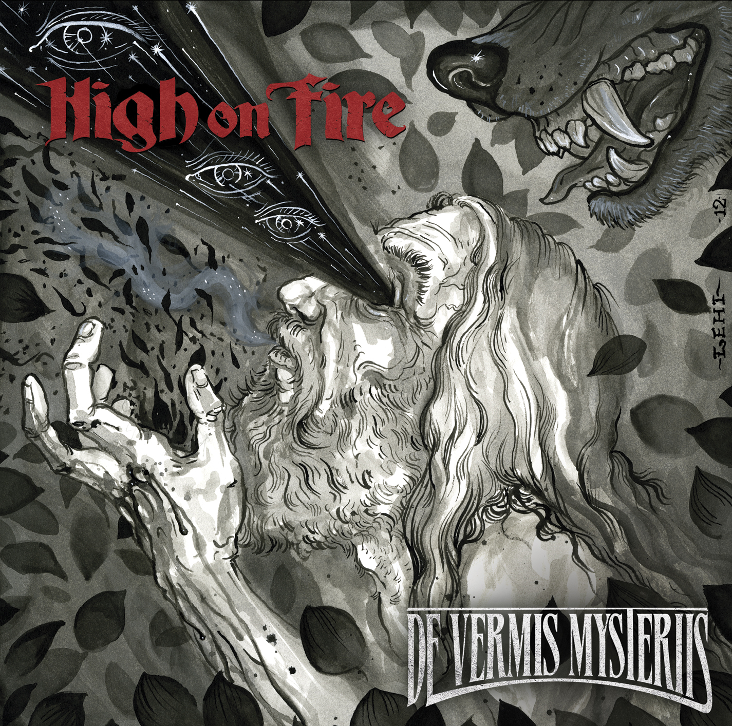 "High On Fire. ""De Vermis Mysteriis"""