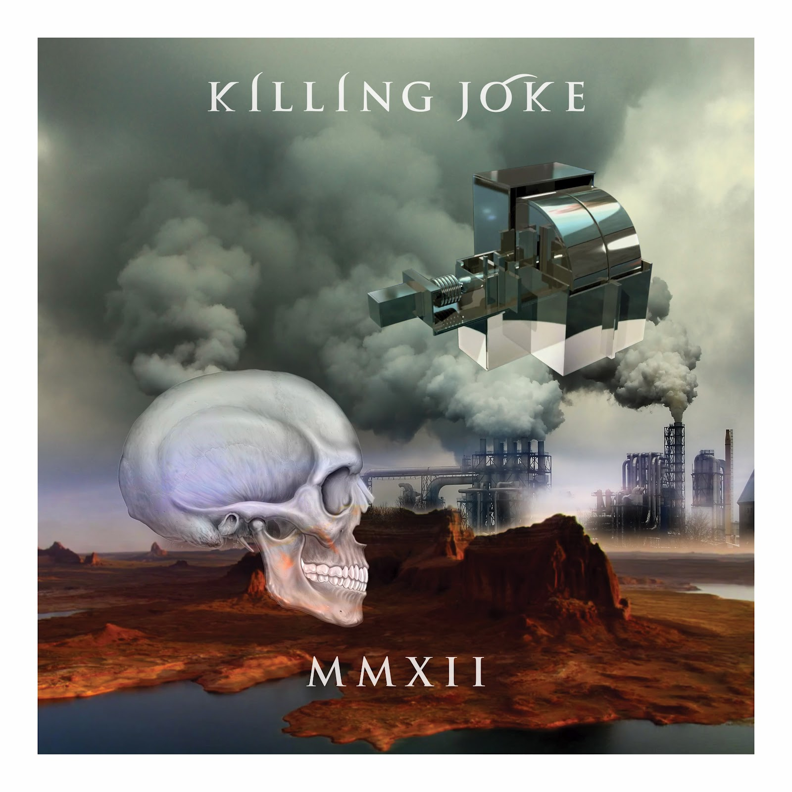 "Killing Joke. ""MMXII"""