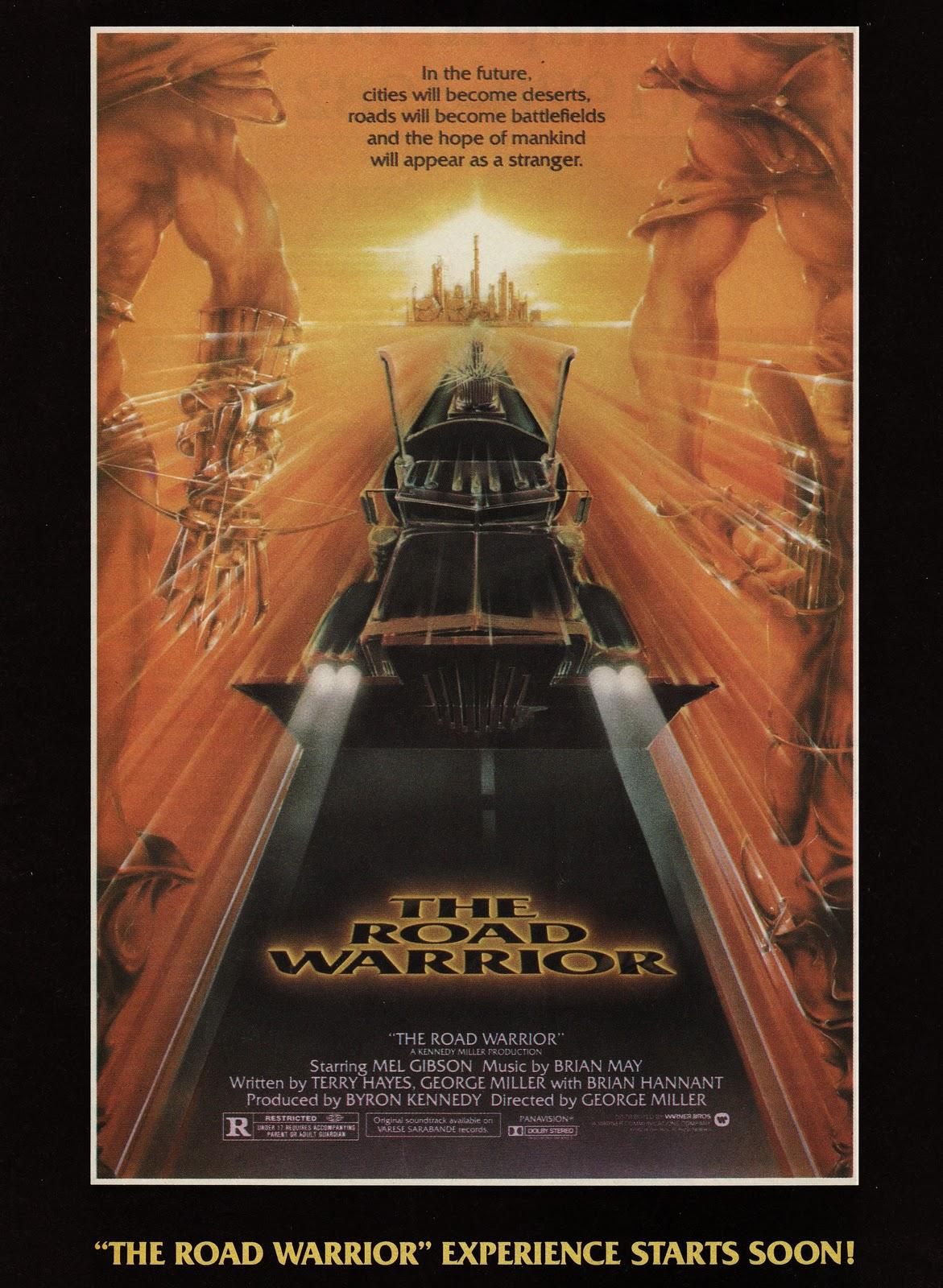 """""""Mad Max 2"""" (1981). Fuente: www.tumblr.com"""