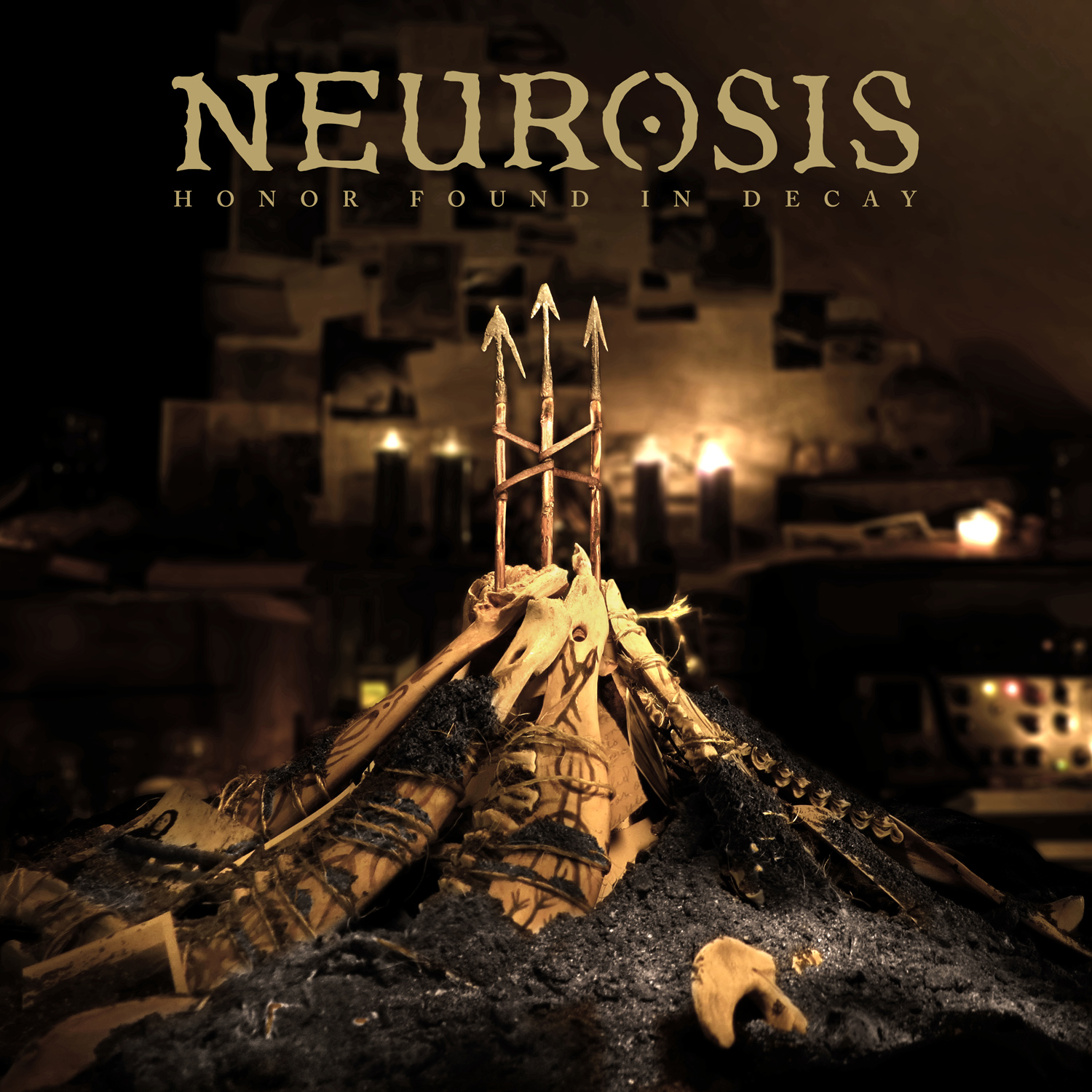 "Neurosis. ""Honor Found in Decay"""