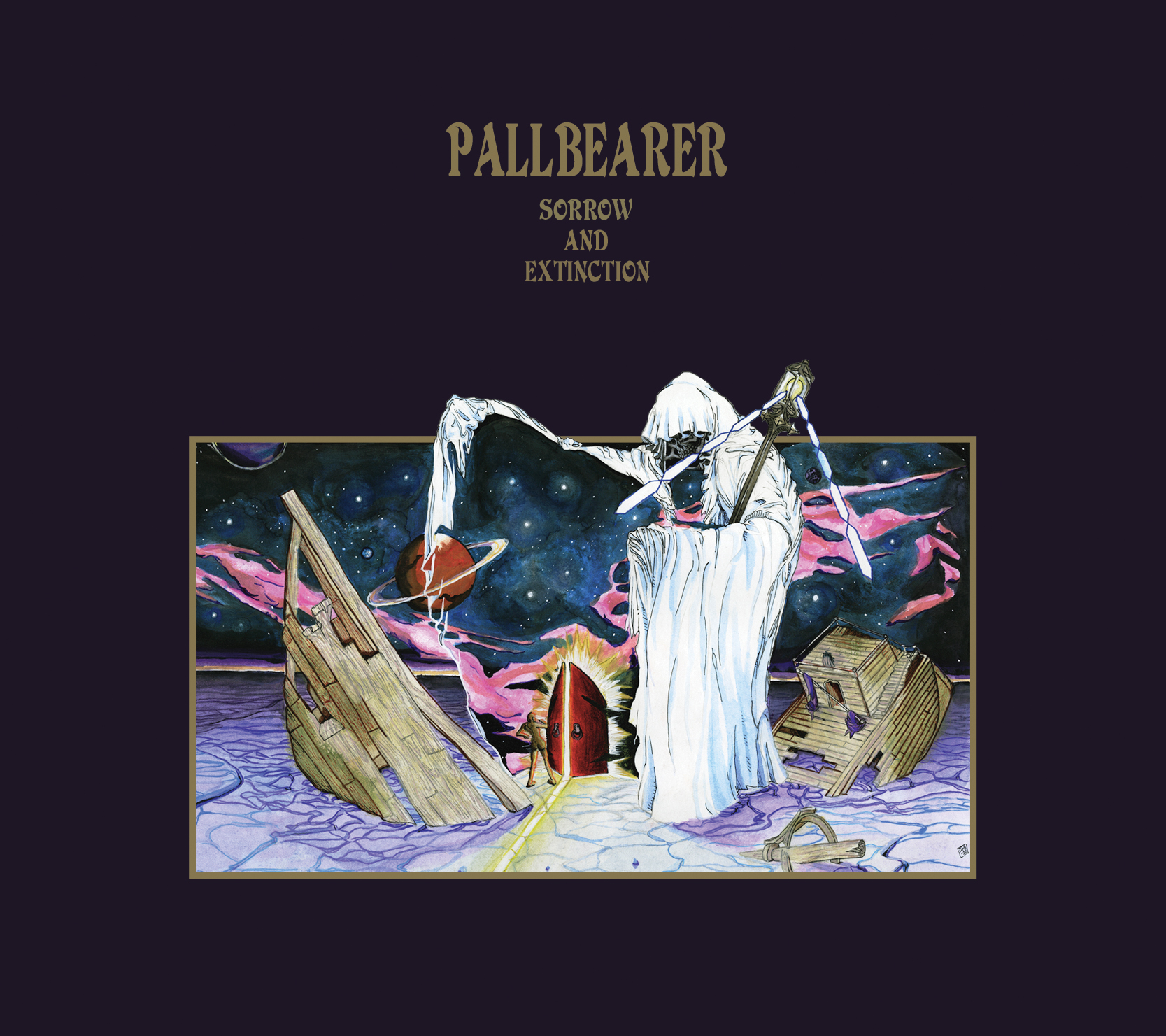 "Pallbearer. ""Sorrow and Extinction"""