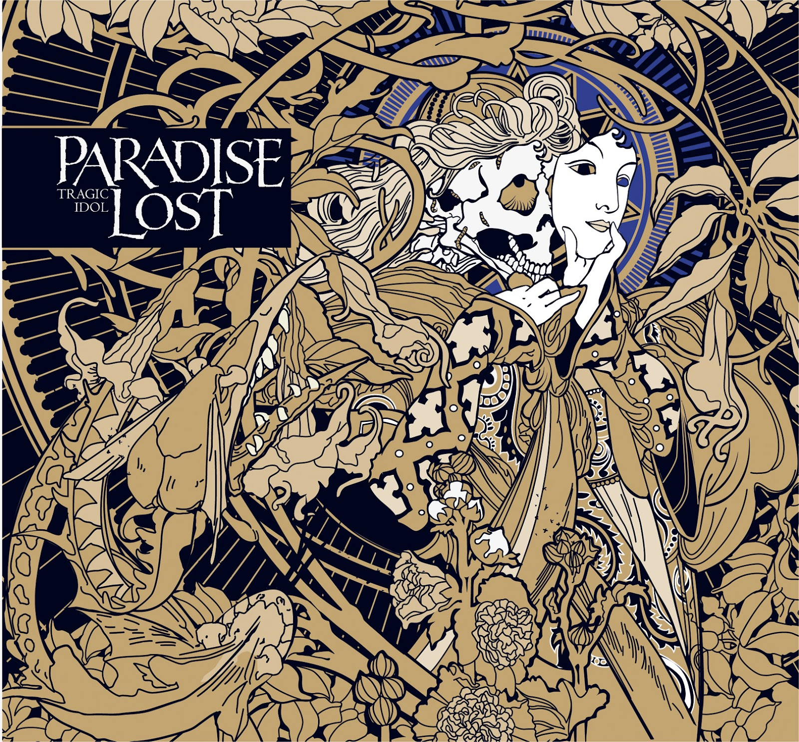 "Paradise Lost. ""Tragic Idol"""