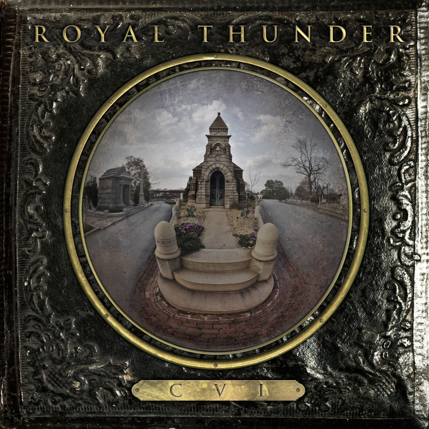 "Royal Thunder. ""CVI"""