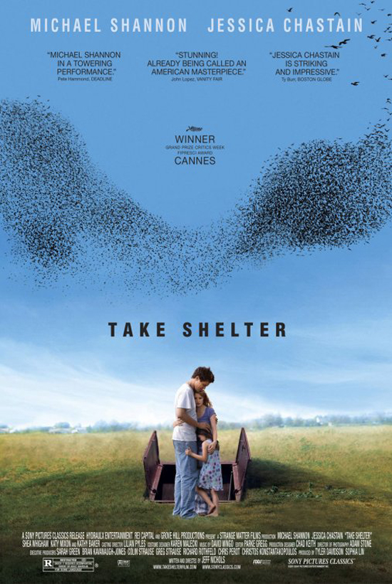 """Take Shelter"" (2011). Fuente: www.impawards.com"