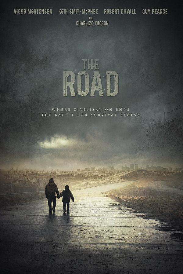 """La carretera"" (2009). Fuente: www.karezoid.devianart.com"