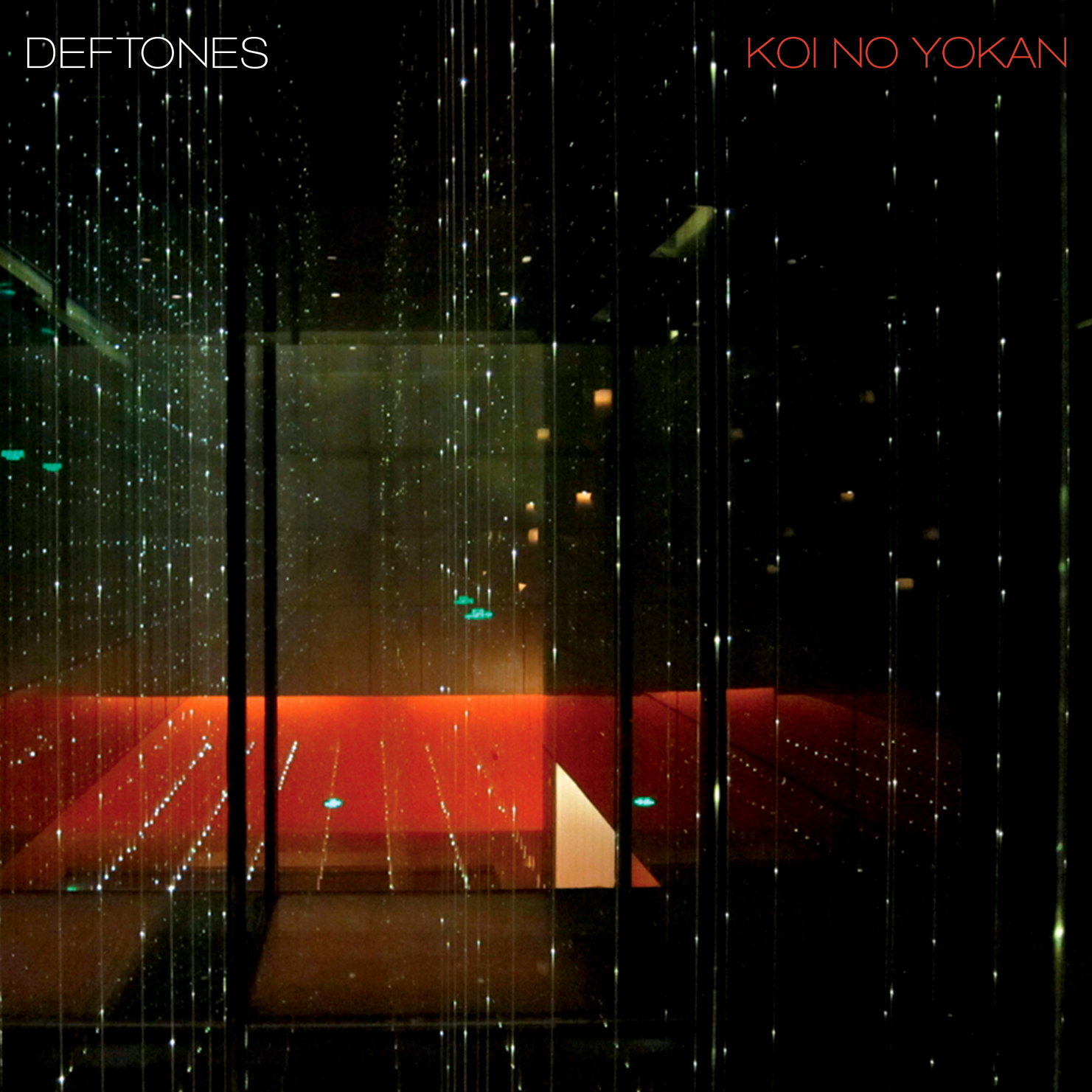 "Deftones. ""Koi No Yokan"""