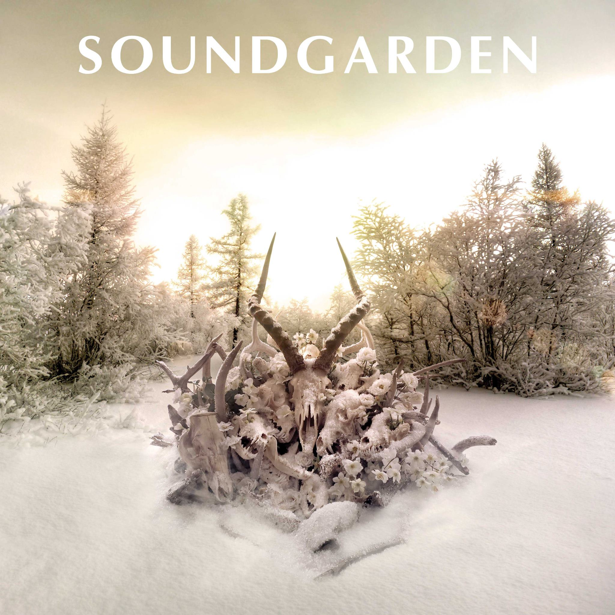"Soundgarden. ""King Animal"""