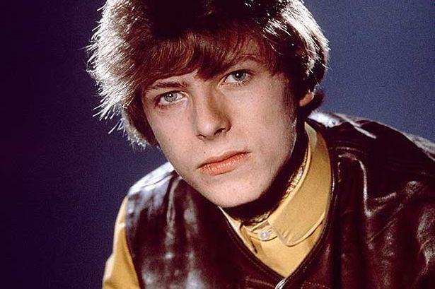 Un joven David Bowie en 1964. Fuente: www.mirror.co.uk