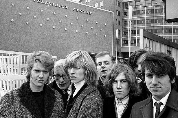 En 1965 con su banda The Mannish Boys. Fuente: www.mirror.co.uk