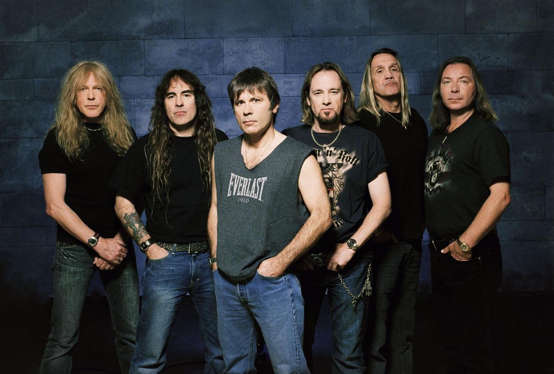 Iron Maiden. Fuente: www.rocktails.com.ar
