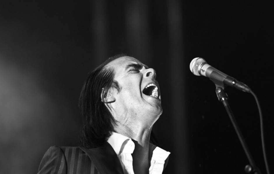 Nick Cave And The Bad Seeds. Fuente: www.afterpop.tv
