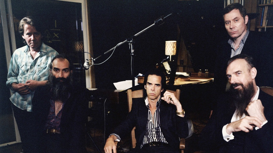 Nick Cave and The Bad Seeds. Fuente: www.primaverasound.es