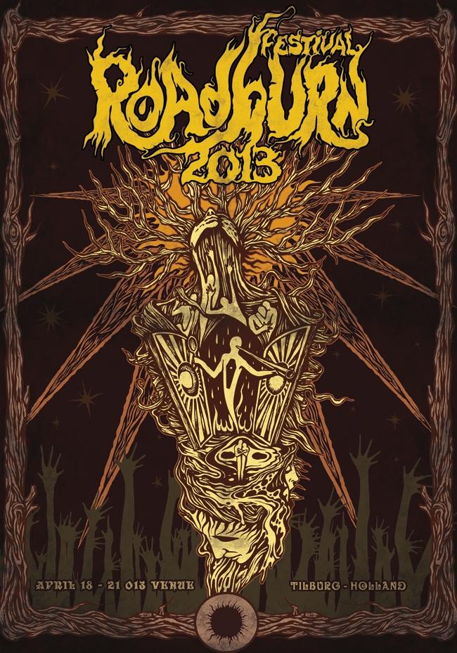 Poster Roadburn 2013