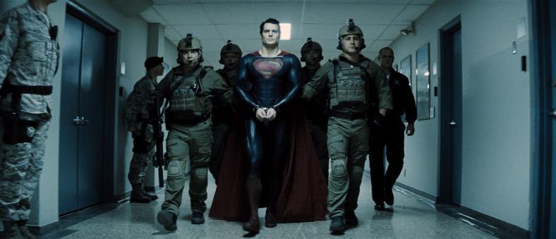"""Man Of Steel"", de Zack Snyder. Fuente: www.collider.com"