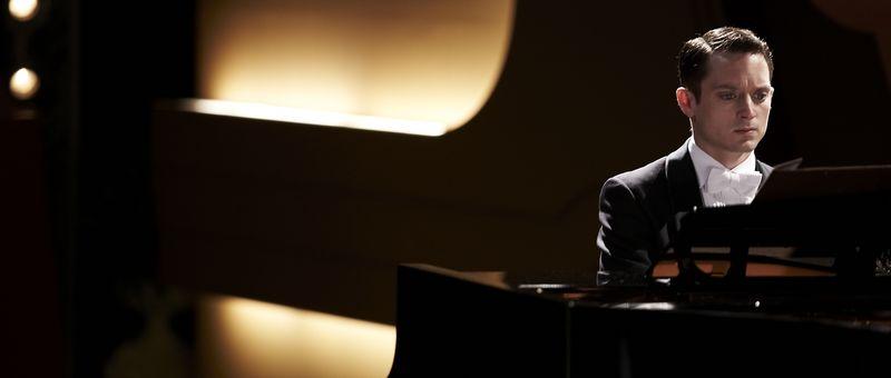 """Elija Wood protagniza """"Grand Piano"""". Fuente: Festival de Cine de Sitges"""