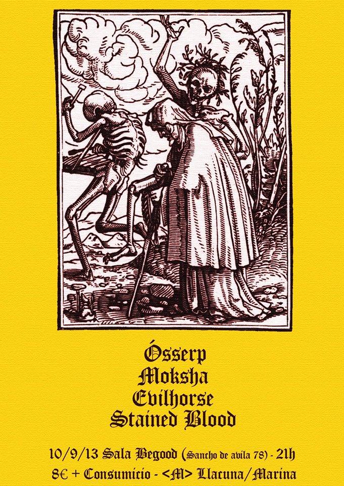 Moksha. Poster