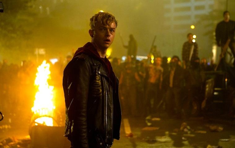 El actor Dane DeHaan encarna al protagonista de la ficción, un roadie en apuros. Fuente: www.indiewire.com