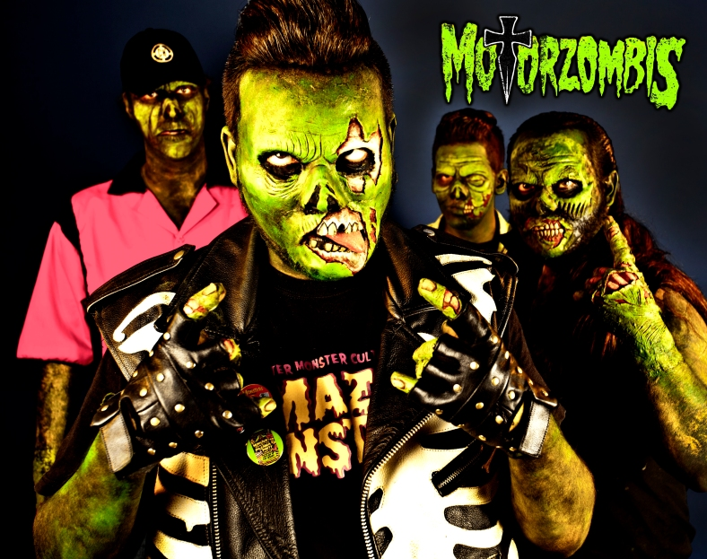Motorzombis, ¡Ready to Rock! Fuente: www.asproductions.cat