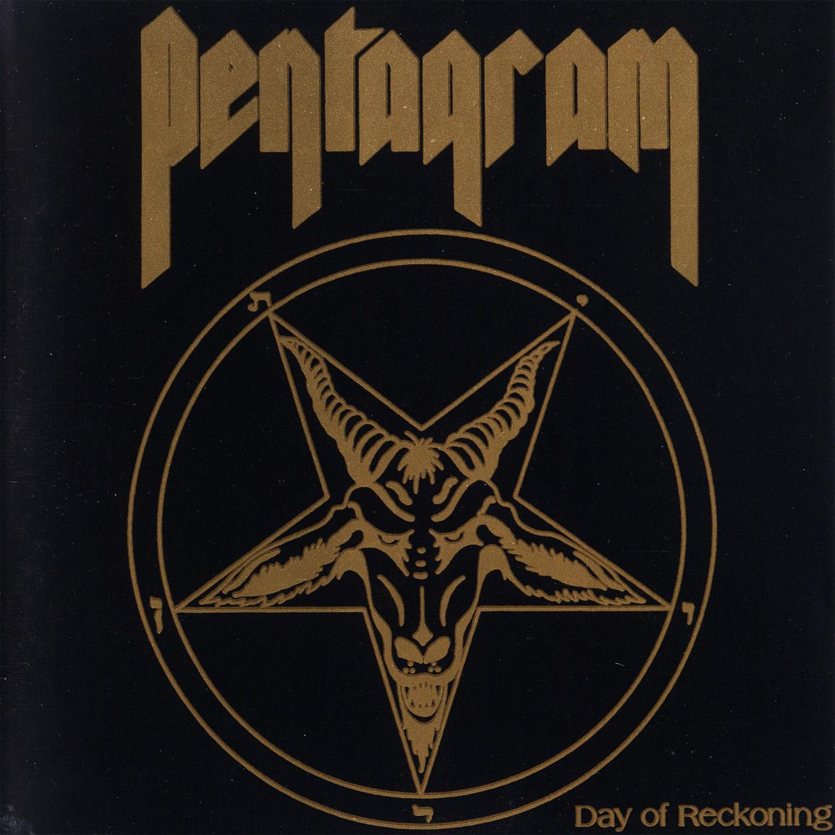 Pentagram. Day Of Reckoning