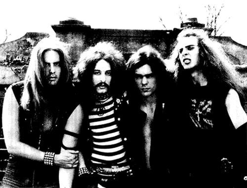 Pentagram en los setenta. Fuente: www.rockonnection.com