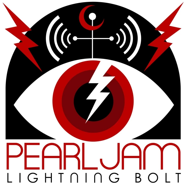 Pearl Jam. Lightning Bolt