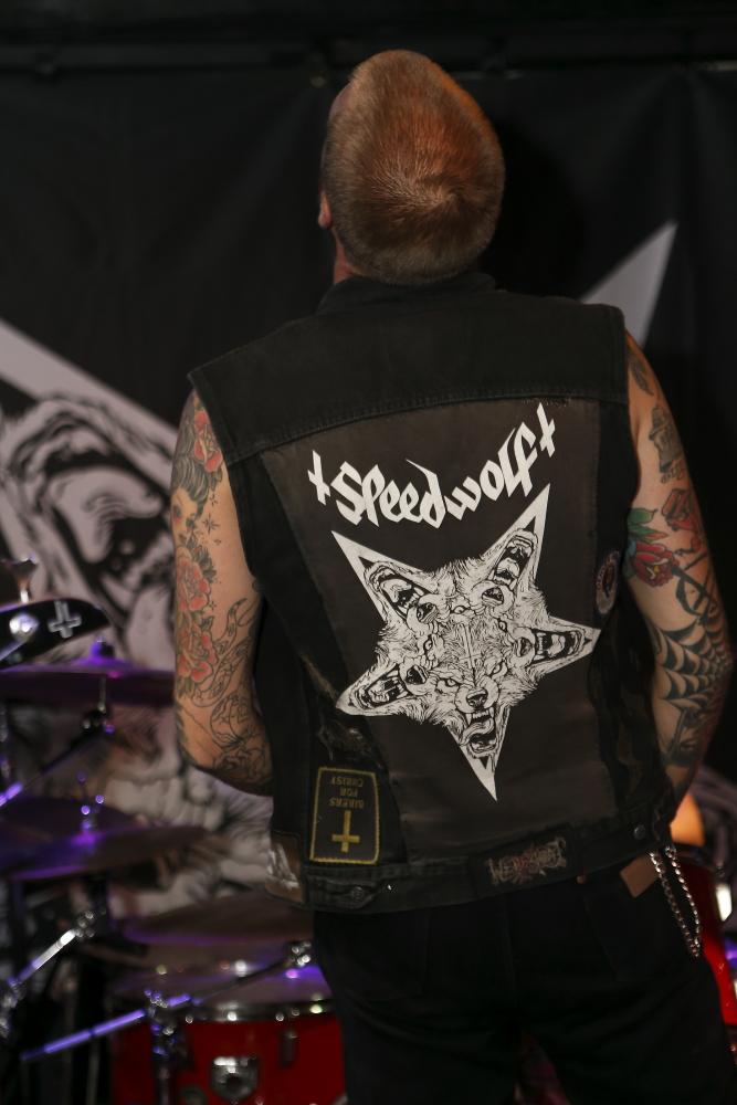 Speedwolf. Sala Rocksound. By Edu Tuset