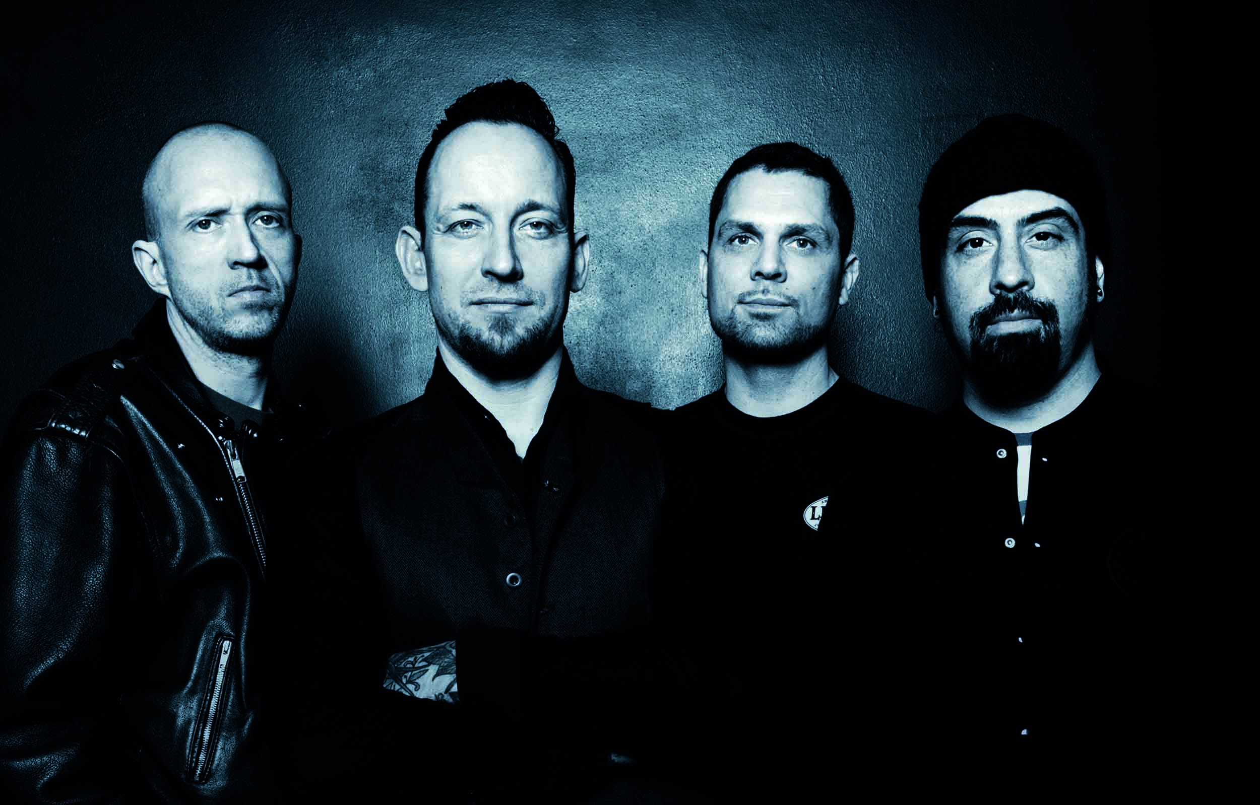 Volbeat. Foto promocional. Fuente: www.metalsymphony.com