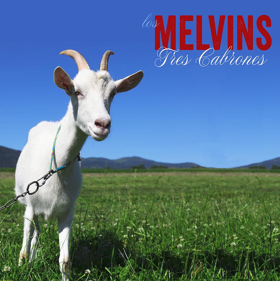 Melvins. Tres cabrones
