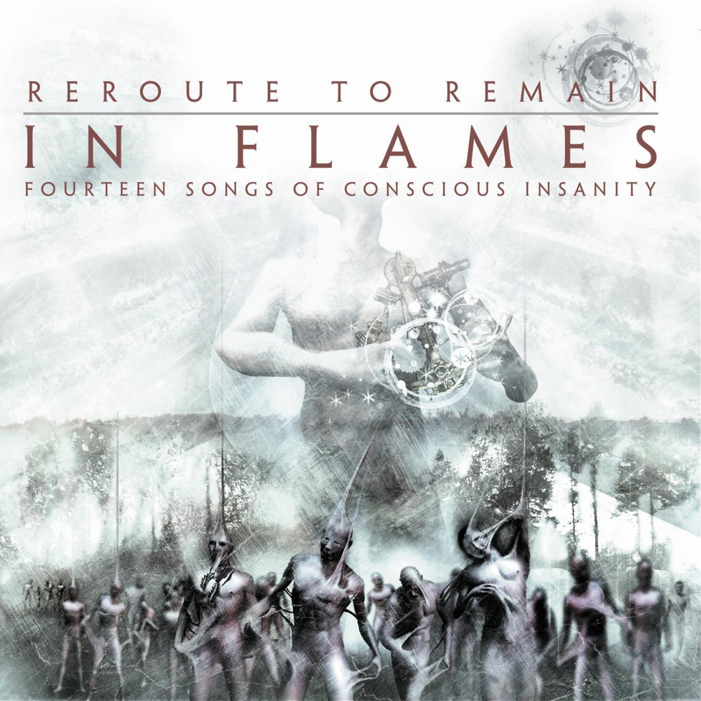 "In Flames. ""Reroute to Remain"""