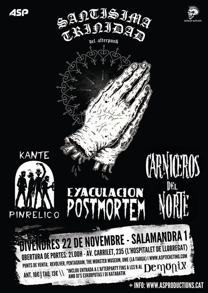 Santísima Trinidad. Poster