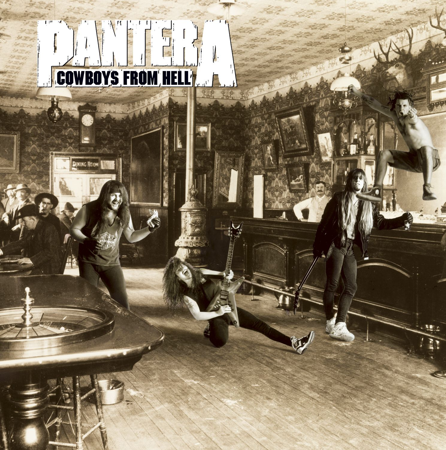 Pantera. Cowboys From Hell