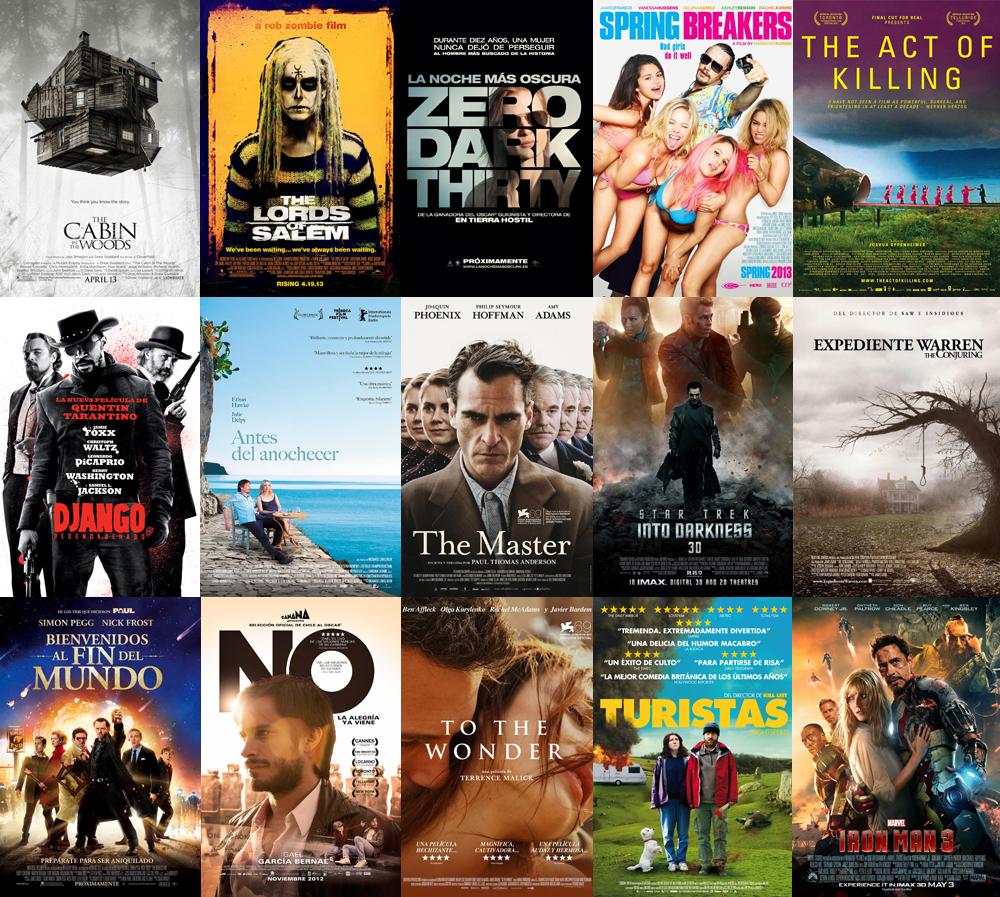 Mejor cine 2013
