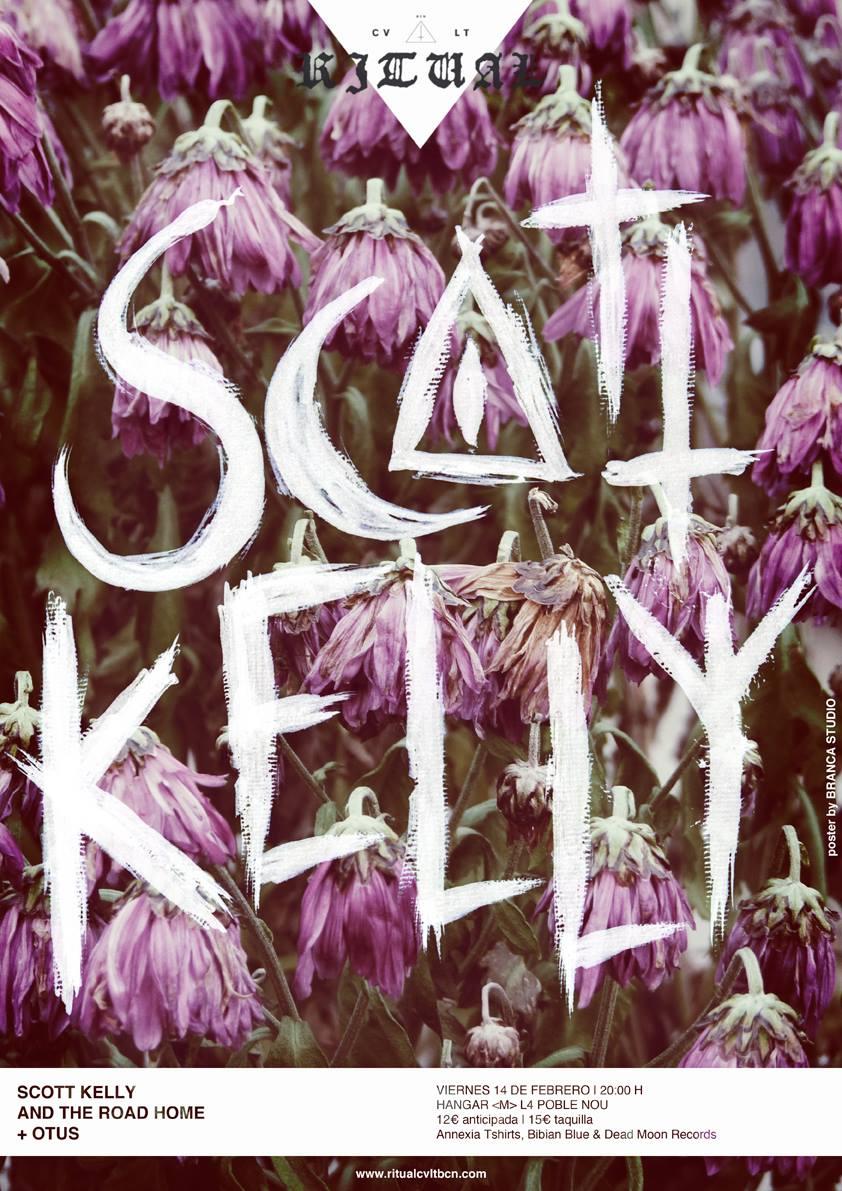 Scott Kelly. Ritual Cvlt Bcn