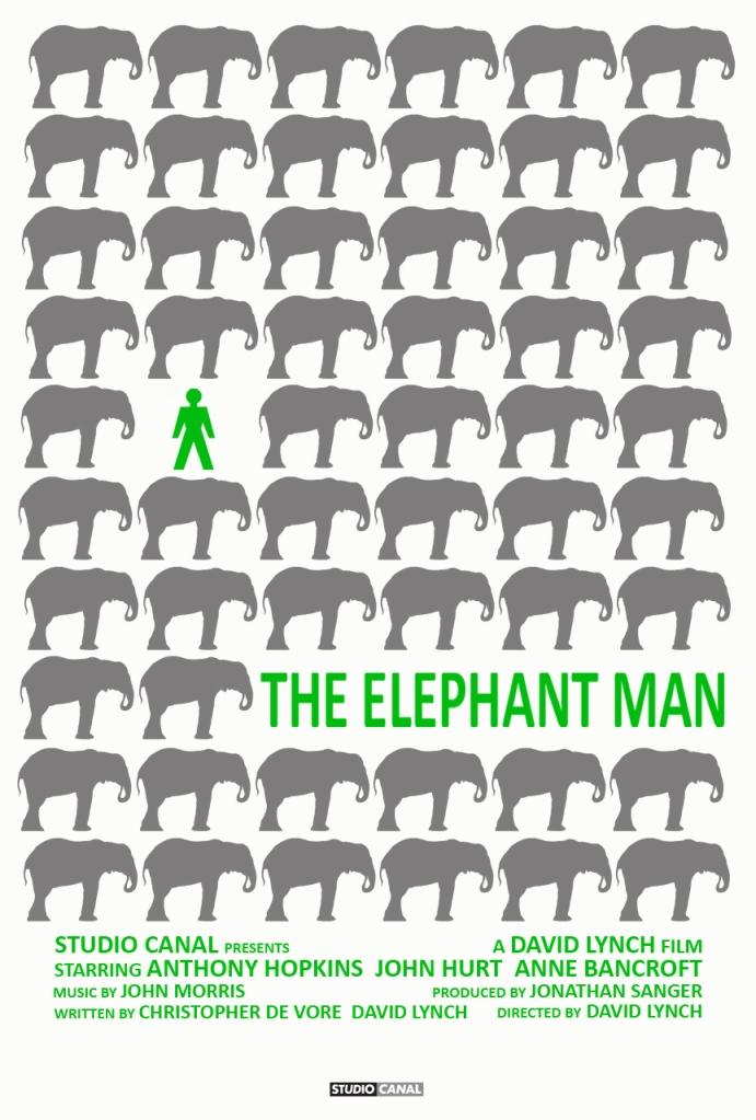 El hombre elefante. Fuente: Pinterest